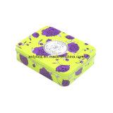 El metal de estaño de embalaje Caja de caramelos de regalo