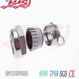 최고 가격 방수 IP68 금속 고급장교에 의하여 도금되는 미터 유형 304 316L 케이블 동맥