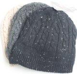 Promoción de invierno caliente Beanie sombreros tejidos