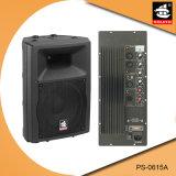 Aktiver PROplastiklautsprecher PS-0615A pA-15 Zoll BI-AMPERE 200W