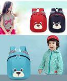 В возрасте 1-3 малышу рюкзак Anti-Lost детей детский пакет Симпатичные животные собака детей рюкзаки детского сада и школы Mochila Escolar подушек безопасности