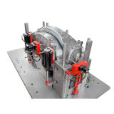 ISO Gediplomeerde CNC die de AutoVorm van Vervangstukken machinaal bewerken