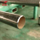 ASTM A53 Gr. B 기름 가스와 수관을%s 까만 ERW에 의하여 용접되는 강관 계획 40 둥근 단면도