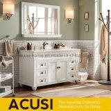 ミラー(ACS1-W67)との熱い販売の現代様式の純木の浴室の虚栄心