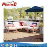 De alta calidad impermeable al aire libre estilo de moda Fabricante Sofá de tela