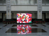 P6 farbenreicher LED Digital Innensignage für das Bekanntmachen