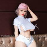 Кукла секса силикона стороны 152cm Europen продукта Китая эротичная полная