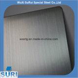 AISI 304 лист нержавеющей стали отделки волосяного покрова 4 ' *8' с пленкой PVC