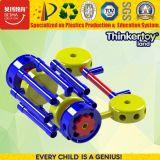 O plástico de aprendizagem o mais novo obstrui o brinquedo da instrução com En71