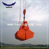 Position hydraulique d'encavateur de bloc supérieur de moteur de Haoyo 12m3
