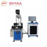 Машина Engraver маркировки лазера стеклянной лампы СО2 для кожи