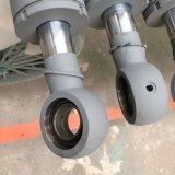 掘削機ブームのバケツアームのための二重代理工学機械装置油圧オイルシリンダー