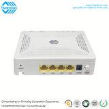 Epon Ont CATV 4fe Portas para roteador de rede de fibra óptica de FTTH marcação