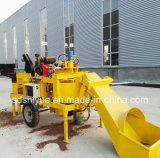M7mi hydraulische Doppelziegeleimaschine neuer Block, der Maschine herstellt