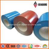 Покрытия цвета панели ISO катушка составного алюминиевая (сплошные цвета)