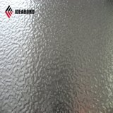 Ideabond 1220*2440мм белого цвета из алюминия перфорированные панели фасад с пробивания отверстий