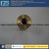 Hochwertige Präzision CNC-maschinell bearbeitender Messingtypenstein