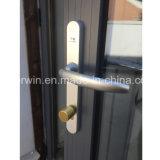 Design europeu Thermal Break Bi Alumínio porta rebatível