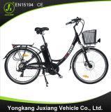 Bike города заднего высокоскоростного безщеточного мотора электрический