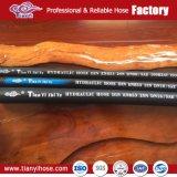 Гибкий рукав шланга R1 1sn R2 2sn 4sp 4sh Tianyi гидровлический резиновый