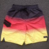 Pantalones hombres manera imprimió la playa del ocio