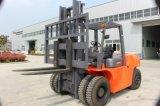 Dieselgabelstapler China-7ton mit hydraulischer Übertragung und Isuzu Engine6bg1