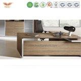 主任のオフィスエグゼクティブ側面表が付いている働く家具の供給の事務机