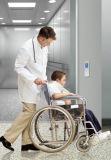 مستشفى نقّالة يطبّق مصعد [فوزّي لوجك] ومجموعة مراقبات تكنولوجيا ال [إإكسبرت سستم]