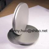 99,95% чистого полированного молибден круглого диска