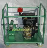 Série KCB Alta Viscosidade da engrenagem do motor diesel da bomba de óleo