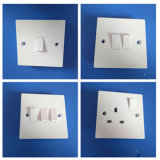 Shinely baquelita blanco cobre 13un interruptor de pared (W-102)