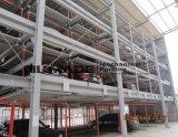 Механически стоянка автомобилей автомобиля системы головоломки гаража автоматизированная оборудованием