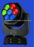 DMX 7* 10W Träger-bewegliches Hauptlicht des Bienen-Augen-7 LED/Träger-Licht