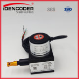 Sensor e40h8-2000-6-l-5, Holle Schacht 8mm 2000PPR van Autonics, 5V Stijgende Optische Roterende Codeur
