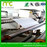 Pellicola del PVC stampa/della stampa con il marchio del reticolo o la protezione di carta personalizzato