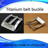 100% Titanc$anti-allergie Metallgürtelschnalle (Titanium-033)