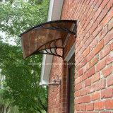 Тент из поликарбоната кронштейны для двери тент навеса