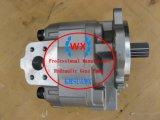 Оригинал Япония грейдера (GD825A-2. HM350-1. WA500-3. WA450-2. WF550T-3. WF450T-1.) гидравлического насоса рулевого управления: 705-12-38011 запасные части