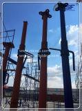 高い耐久性の調節可能な足場構築に使用する鋼鉄支注の支柱