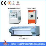 세탁물 집을%s 세탁물 장비 Flatwork 자동적인 다림질 기계