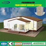Casa pré-fabricada móvel modular moderna do lazer pequeno para a casa de campo/caravana do apartamento
