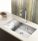 A mano NS-3201 SS304 singola Kitchen Sink Bowl