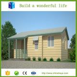 Kits modernos de lujo europeos prefabricados de los hogares modulares de la casa prefabricada