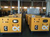 새로운 산업 교류 전원 회전하는 나사 공기 압축기 (BALDOR PM 20HP)