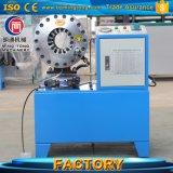 constructeur sertissant de machine de boyau hydraulique en caoutchouc de 1/4 à 2 pouces