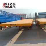Wellen-Plattform-Flachbett-halb LKW-Schlussteil 40 FT-2/3