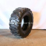 Industrielle Schienen-Ochse-Ladevorrichtungs-Reifen, Gabelstapler-Reifen (10-16.5 12-16.5) mit Felge