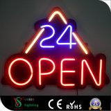 Piatto acrilico del segno al neon della flessione del LED per la decorazione pubblica