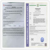 El CE impermeable Non- aprobó la luz de tira roja de los 7.2W/M SMD5050 LED
