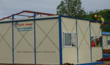 Zuverlässiges Steel Prefabricated House Building Manufacturer Supplier mit SGS Test